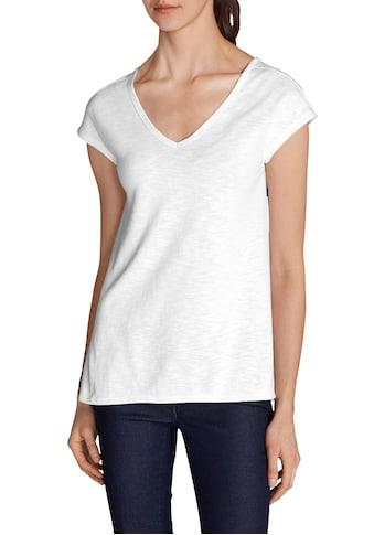 Eddie Bauer T-Shirt, im Materialmix kaufen