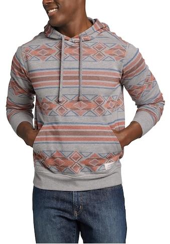 Eddie Bauer Kapuzensweatshirt, Camp Fleece - bedruckt kaufen