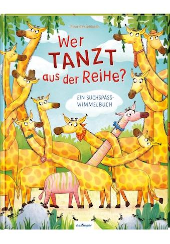 Buch »Wer tanzt aus der Reihe? / Pina Gertenbach« kaufen