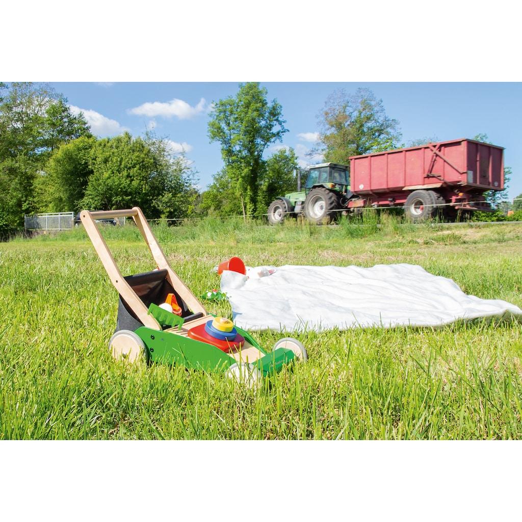 Pinolino® Lauflernwagen »Rasenmäher Klaas«