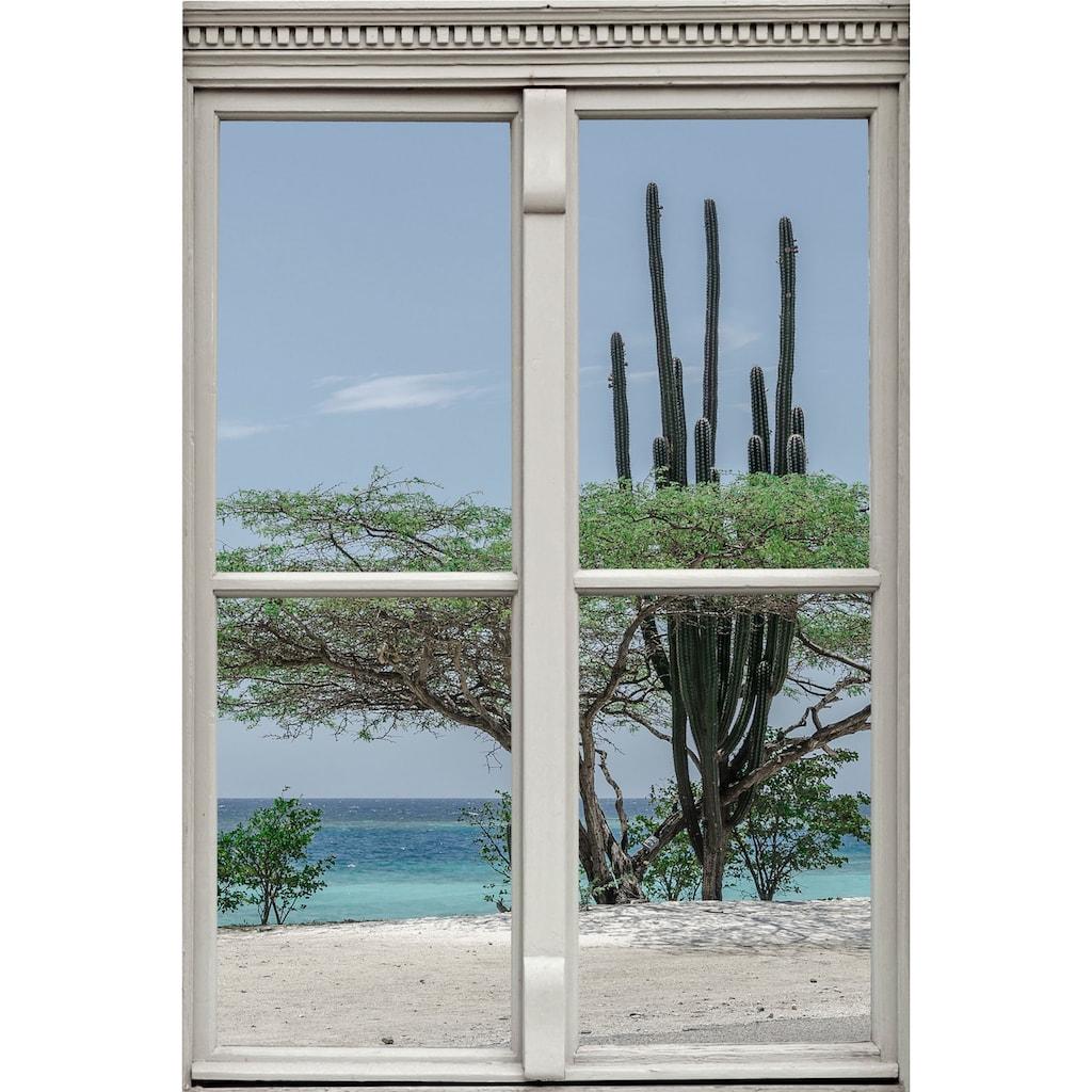 queence Wandsticker »Kaktus«