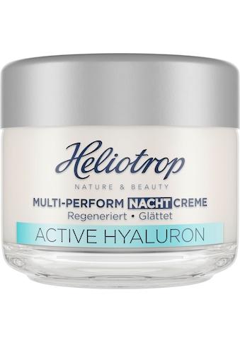 HELIOTROP Nachtcreme »Active Hyaluron« kaufen