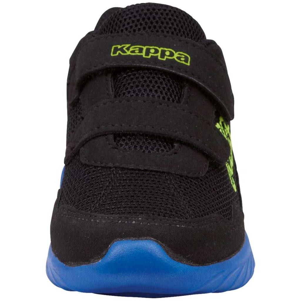 Kappa Sneaker »CRACKER II BC KIDS«, in kinderfußgerechter Passform