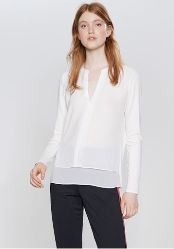OPUS Klassische Bluse »Fogat« kaufen