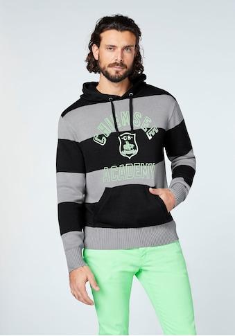 Chiemsee Kapuzenpullover »Chiemsee Pullover für Herren« kaufen