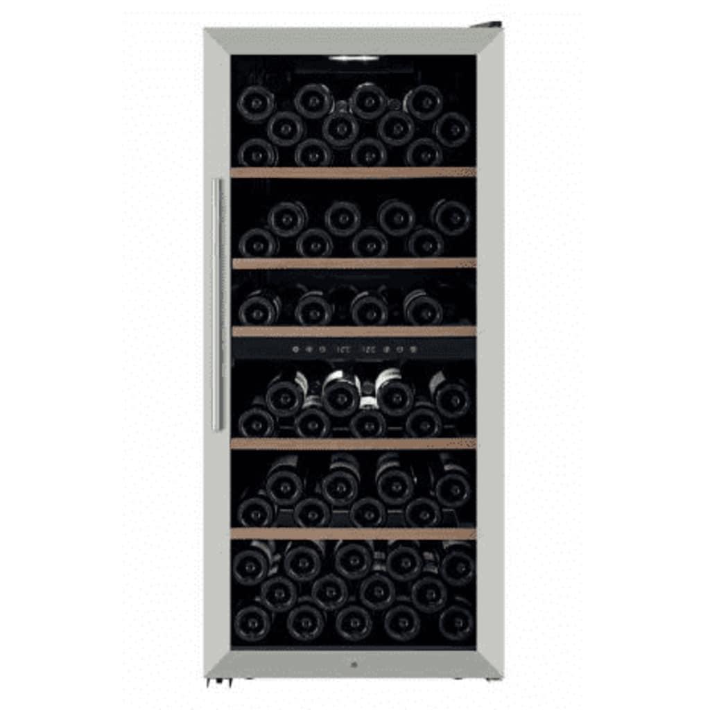 Silva Homeline Getränke- und Dosenkühler »Weintemperierschrank«, für 102 Standardflaschen á 075l