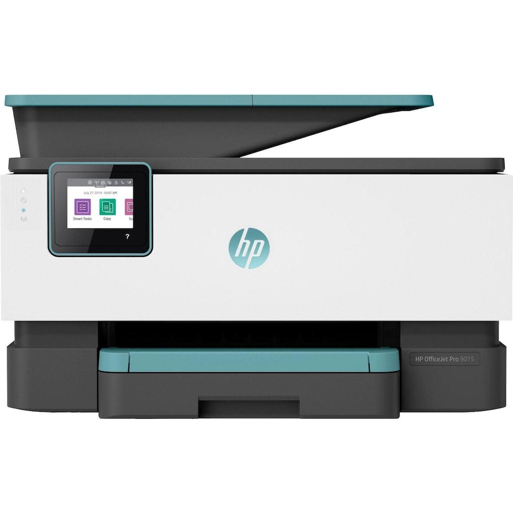 HP Multifunktionsdrucker »OfficeJet Pro 9015 AiO Printer«