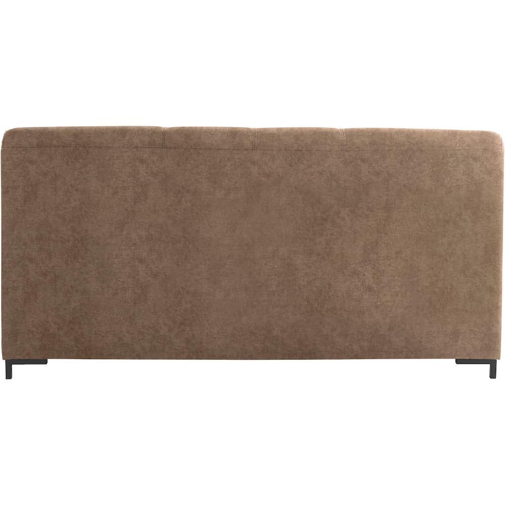 DOMO collection 2-Sitzer »Ledas«, small, in vielen Farben erhältlich