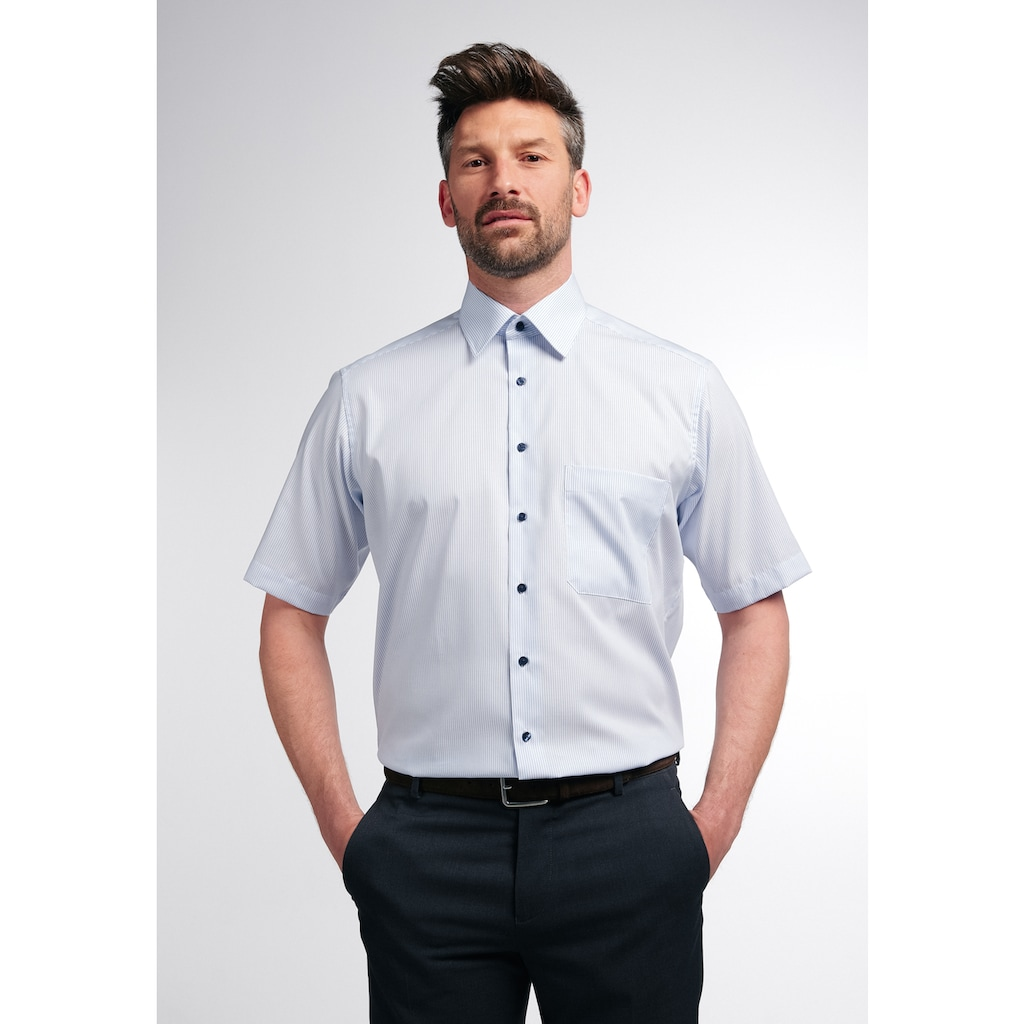 Eterna Businesshemd »COMFORT FIT«, Print-Hemd