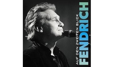 Vinyl »Auf den zweiten Blick / Fendrich,Rainhard« kaufen