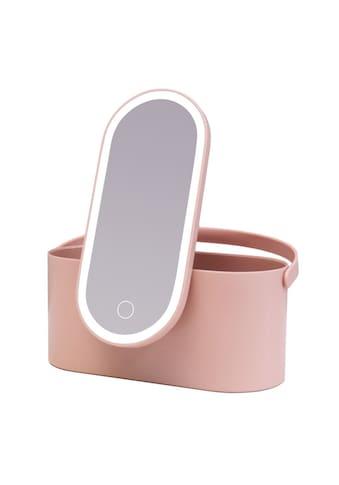 AILORIA Kosmetikspiegel »MAGNIFIQUE«, (1 St.), Beautycase mit LED-Spiegel (USB) kaufen