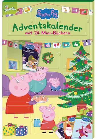 Buch »Peppa Pig Adventskalender / DIVERSE« kaufen
