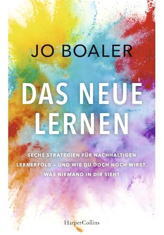 Buch »DAS NEUE LERNEN / Jo Boaler, Jürgen Neubauer« kaufen