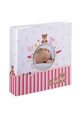 """Hama Babyalbum """"Moni"""", für 200 Fotos im Format 10x15 cm kaufen"""
