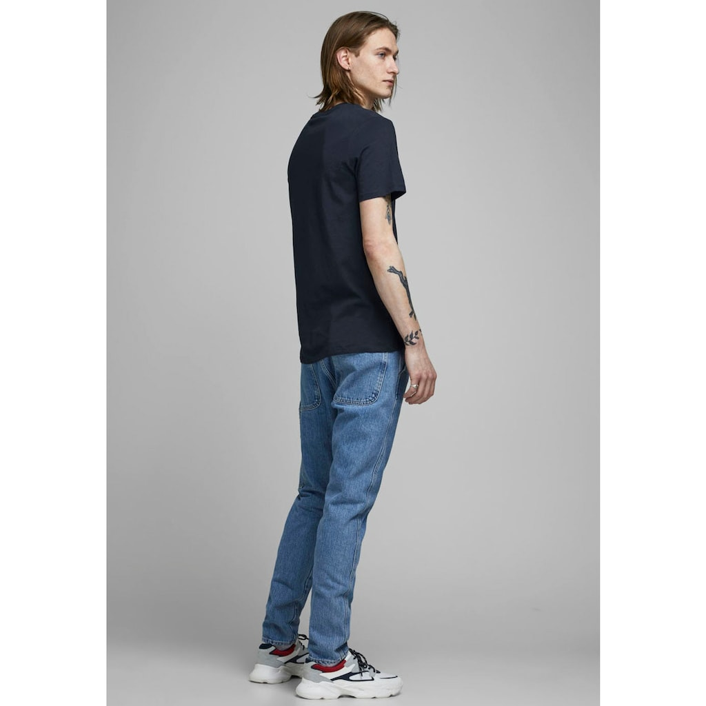 Jack & Jones T-Shirt »DENIM LOGO TEE«