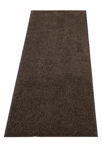 my home Läufer »Ember«, rechteckig, 9 mm Höhe, Schmutzfangläufer, Schmutzfangteppich,... kaufen