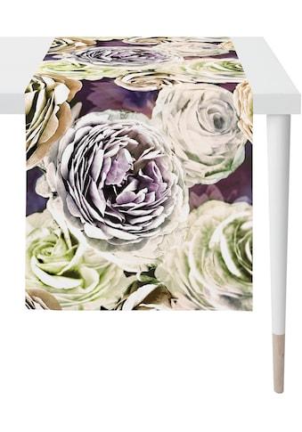 Tischläufer, »Anais  -  Rosenblüten«, APELT (1 - tlg.) kaufen