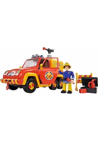 """SIMBA Spielzeug - Feuerwehr """"Feuerwehrmann Sam, Feuerwehrauto Venus mit Figur"""" (Set) kaufen"""