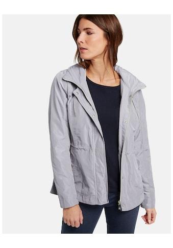 GERRY WEBER Outdoorjacke nicht Wolle »Wasserabweisende Jacke« kaufen