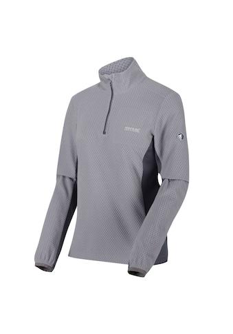 Regatta Fleecepullover »Damen Highton Leichtes Halb Zip Fleece-Top« kaufen
