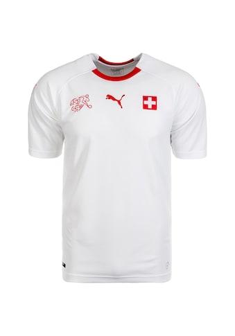 PUMA Fußballtrikot »Schweiz 2018 Auswärts« kaufen