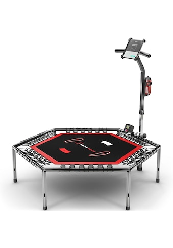 Sportstech Fitnesstrampolin »HTX100«, Ø 137cm kaufen