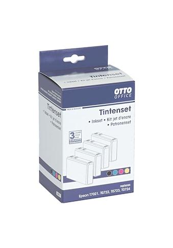 Otto Office Tintenpatronen-Set ersetzt Epson kaufen