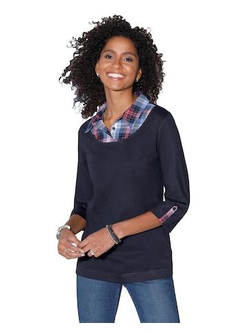 Classic Basics 2 - in - 1 - Shirt aus reiner Baumwolle kaufen