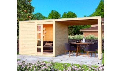Karibu Gartenhaus »Qubic 1« kaufen