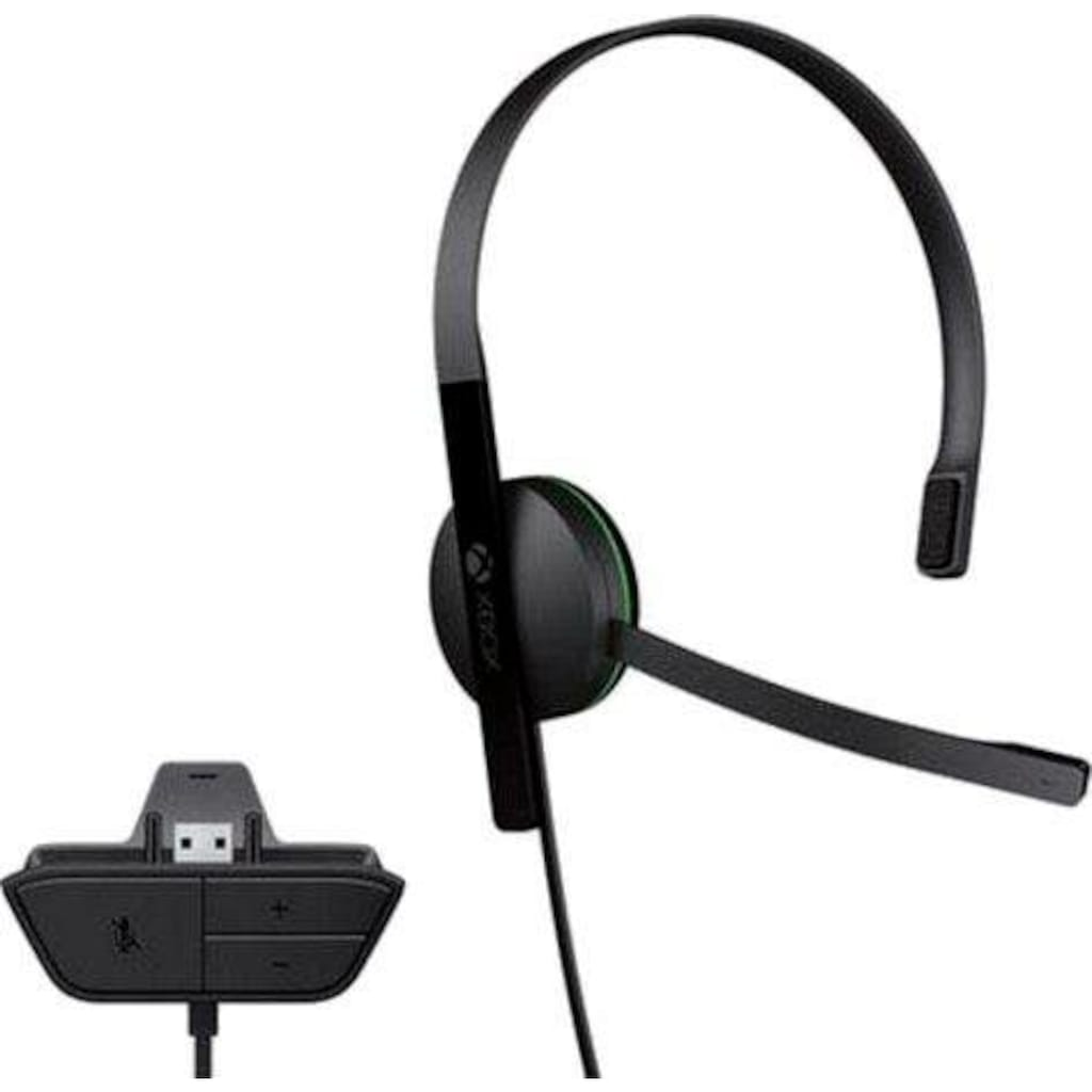 Xbox One Headset »Xbox Chat Headset«