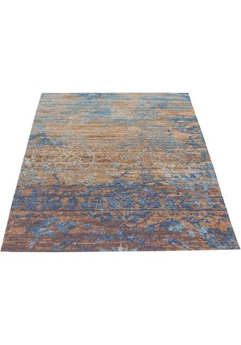 andas Teppich »Tabita«, rechteckig, 8 mm Höhe, Wohnzimmer kaufen