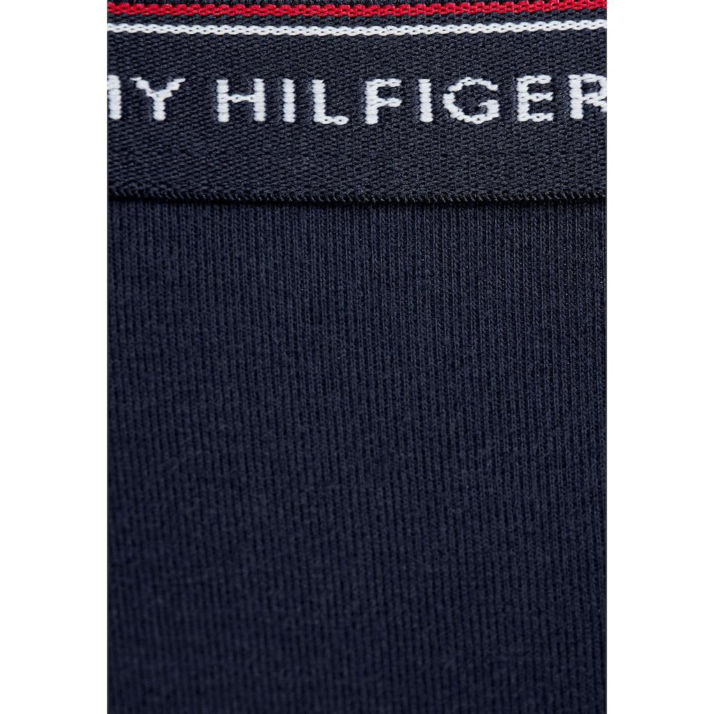 Tommy Hilfiger String, (3 St.), mit Logobund