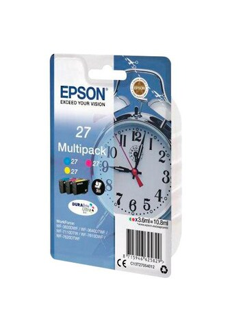 Epson Tintenpatrone »DURABRITE ULTRA INK 27 ( C13T27054012)« kaufen