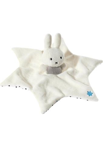 Heunec® Schnuffeltuch »Miffy«, (1 tlg.), GOTS organic, zertifiziert durch CERES-0560 kaufen