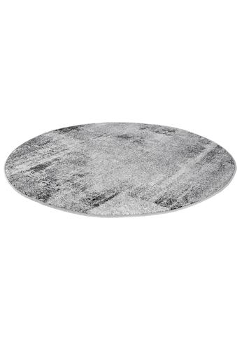 Andiamo Teppich »Luna«, rund, 7 mm Höhe, Kurzflor, Wohnzimmer kaufen