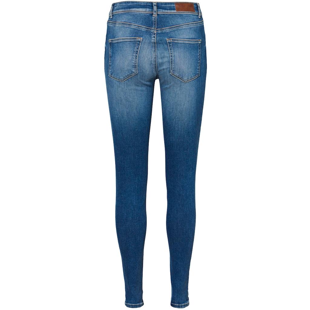 Vero Moda Skinny-fit-Jeans »VMLUX MR SLIM«