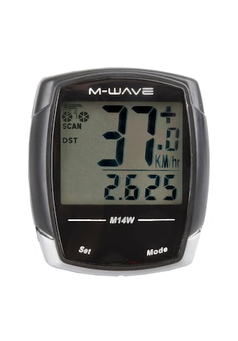 M - WAVE Fahrradcomputer »M14W« kaufen