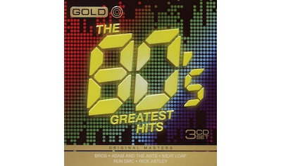 Musik-CD »Gold-Greatest Hits Of The 80s / Various« kaufen
