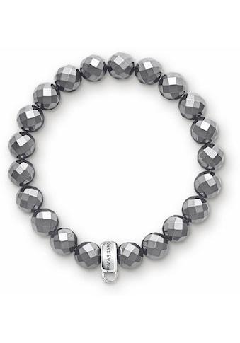 THOMAS SABO Charm-Armband »X0187-064-11-M, 11-S«, mit Hämatit kaufen