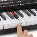 Schubert USB Lern-Keyboard 61 Tasten USB Leuchttasten