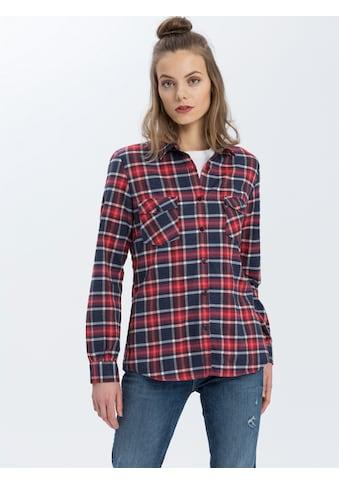 Cross Jeans® Hemdbluse »75232« kaufen