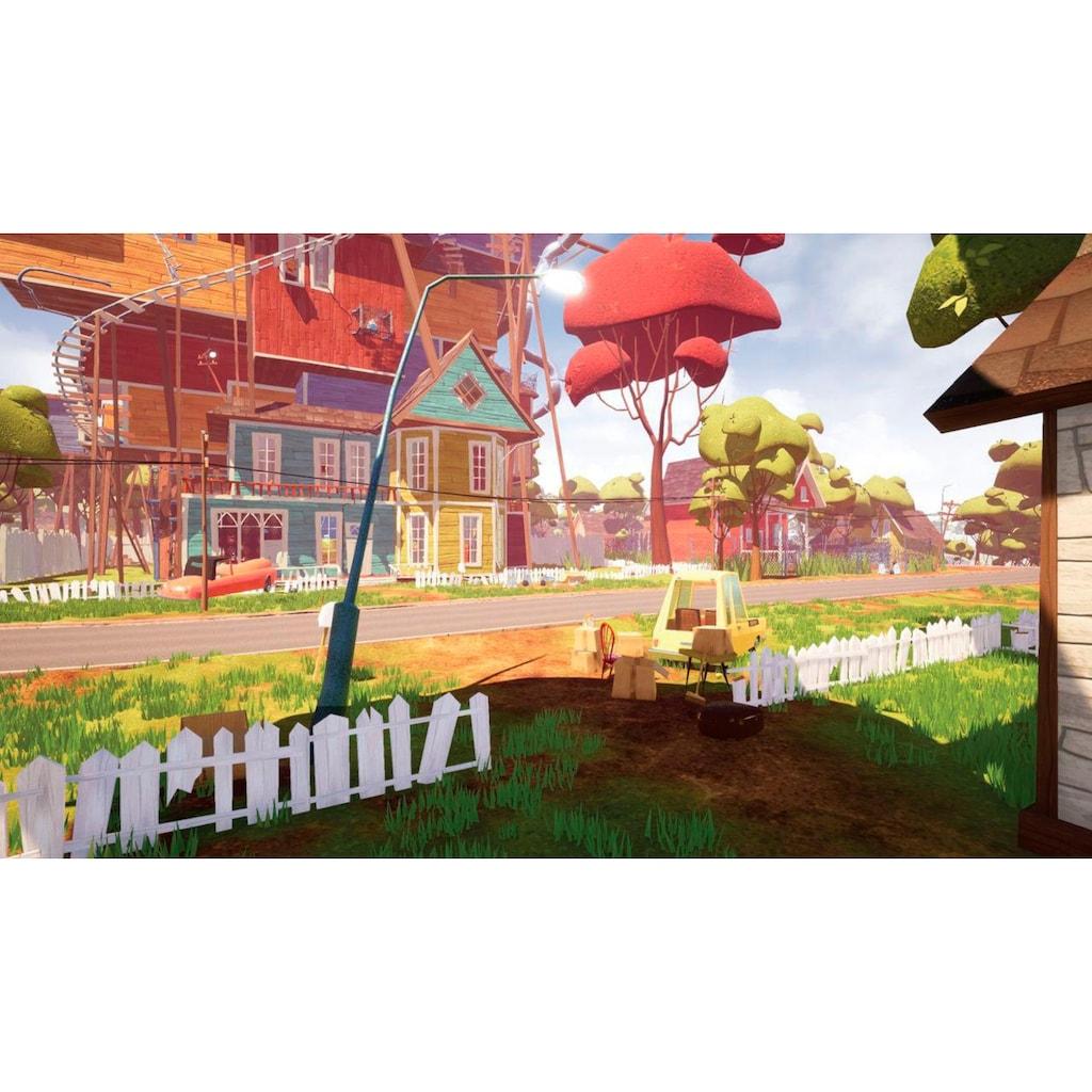 U&I Entertainment Spiel »Hello Neighbor«, Nintendo Switch