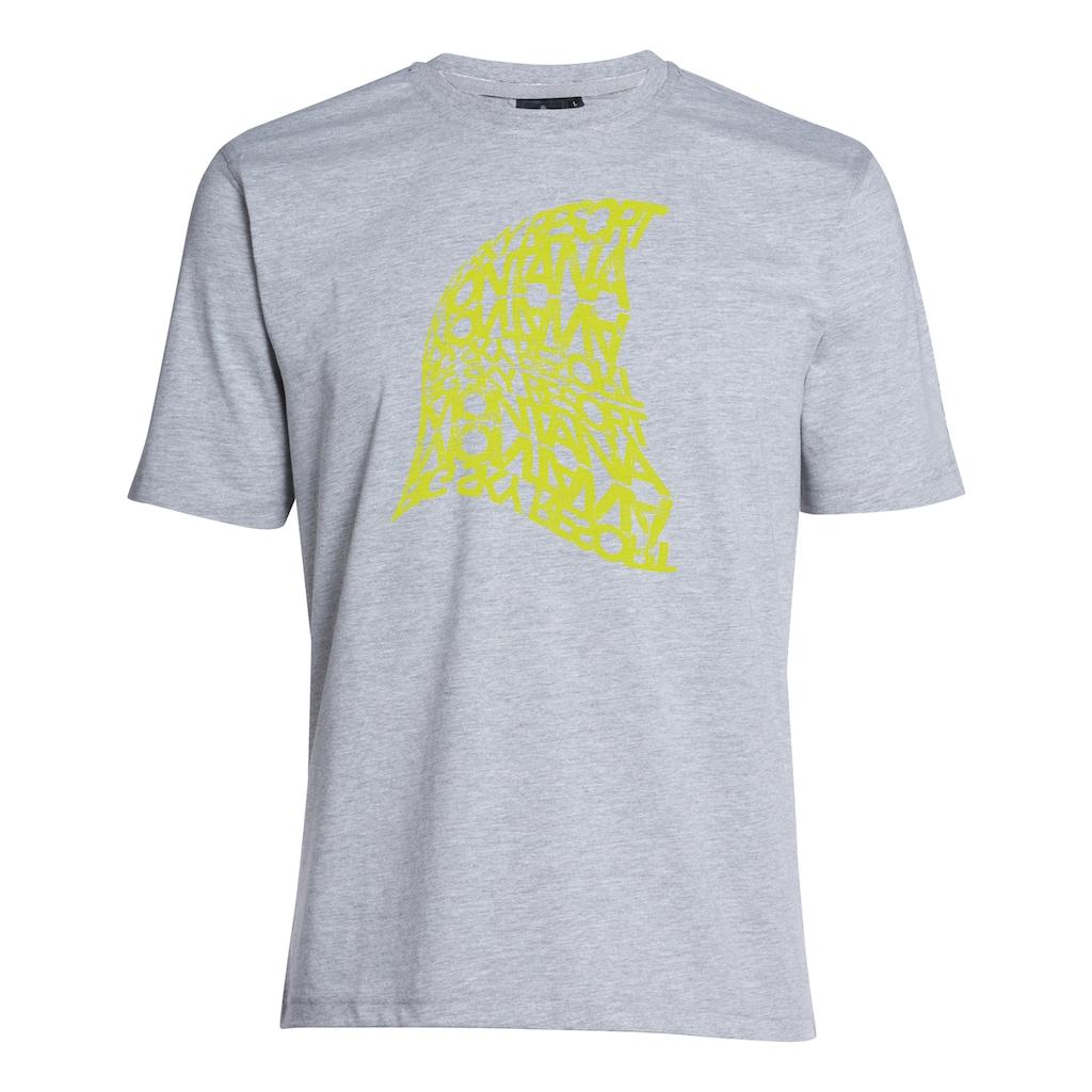 AHORN SPORTSWEAR T-Shirt mit großem Frontprint
