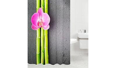 SANILO Duschvorhang »Asia«, 180 x 180 cm kaufen