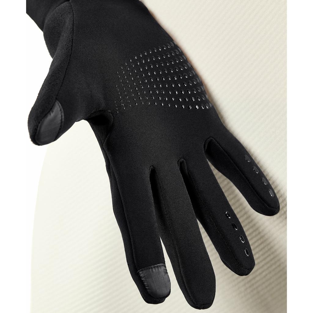 FALKE Multisporthandschuhe »Handschuhe«, (1), Touchscreen-kompatibel