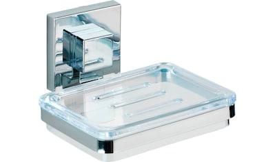 WENKO Seifenhalter »Quadro«, (1 St.), Vacuum-Loc® kaufen