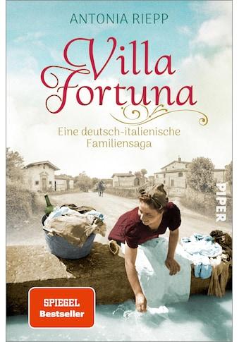 Buch »Villa Fortuna / Antonia Riepp« kaufen