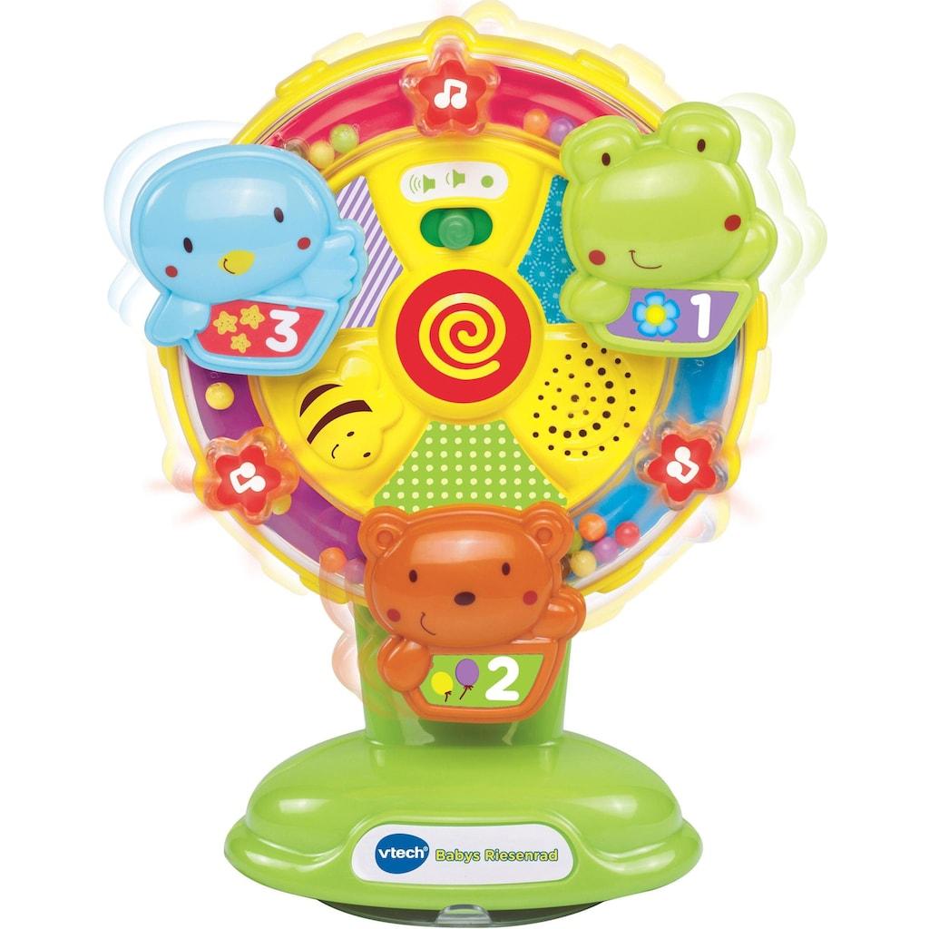 Vtech® Lernspielzeug »Babys Riesenrad«