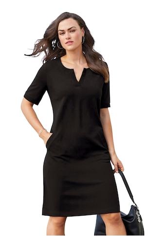 Emilia Lay Jerseykleid »mit 1/2 Ärmel«, Dekorative Naht kaufen