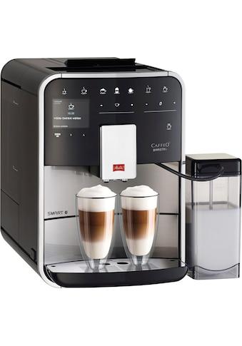 Melitta Kaffeevollautomat »Barista T Smart F 84/0-100, Edelstahl« kaufen